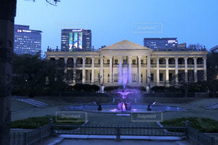 韓国・徳寿宮にて。の写真・画像素材[1377258]