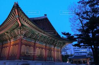 韓国・徳寿宮にて。の写真・画像素材[1377260]