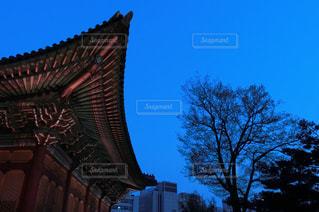 韓国・徳寿宮にて。の写真・画像素材[1377262]