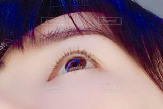ボディパーツ・目。の写真・画像素材[1408131]