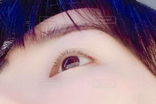 ボディパーツ・目。の写真・画像素材[1408132]