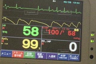 病院にての写真・画像素材[1417489]