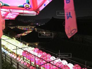 韓国・釜山・三光寺にて。の写真・画像素材[1420111]
