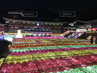 韓国・釜山・三光寺にて。の写真・画像素材[1420463]