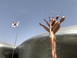韓国・ソウル・東大門の写真・画像素材[1431756]
