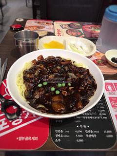 韓国での食事の写真・画像素材[1432657]