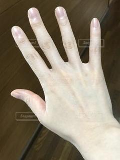 女性の手の写真・画像素材[1438598]