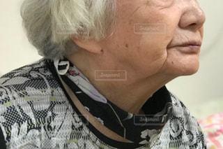 94歳の祖母の写真・画像素材[1511006]