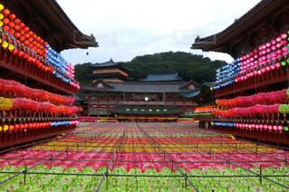 韓国・釜山・三光寺にて。の写真・画像素材[2082122]
