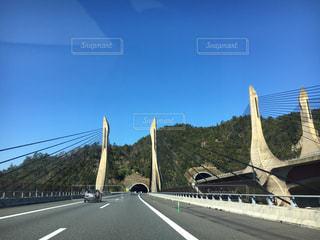 高速道路 橋の写真・画像素材[1340893]