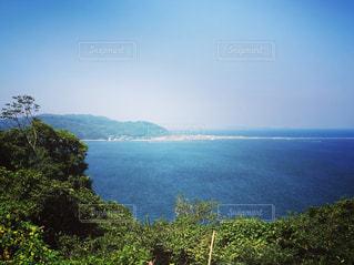 夏の青い海の写真・画像素材[1341954]