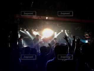 ライブの様子の写真・画像素材[1342129]