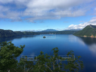 摩周湖の写真・画像素材[1344692]
