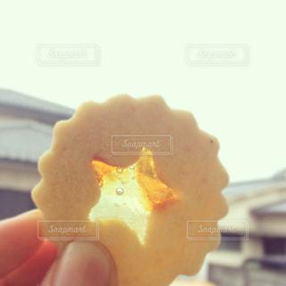 ステンドグラスクッキーの写真・画像素材[1344041]