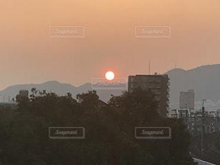 日没の写真・画像素材[1345974]
