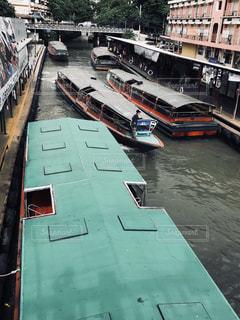 水上バスの写真・画像素材[1357883]