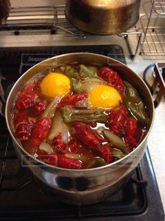 ザリガニ料理の写真・画像素材[1344672]