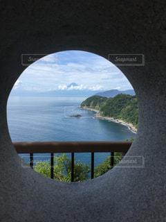 富士山と海の写真・画像素材[1345751]