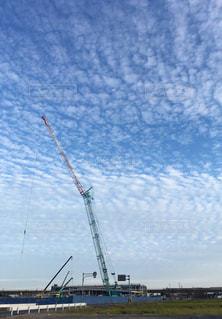青い空の写真・画像素材[1507169]