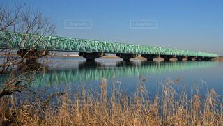 映える陸橋の写真・画像素材[1762723]