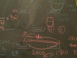 算数解説の写真・画像素材[1350813]