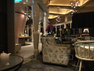 Hotel Loungeの写真・画像素材[1352845]