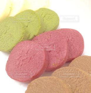 売っているような、とろけるクッキー!の写真・画像素材[1350089]