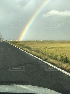 虹の写真・画像素材[1347270]