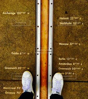 本初子午線の写真・画像素材[1348876]