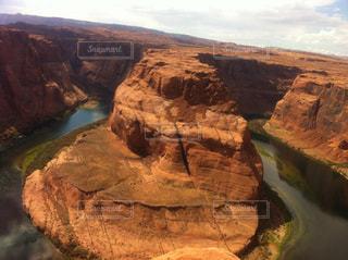 峡谷のビューの写真・画像素材[1369934]