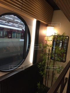 円窓、きょうとれいんの写真・画像素材[2275088]