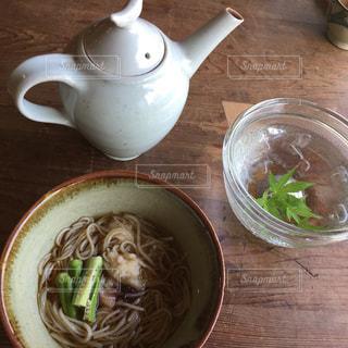 食べ物の皿の写真・画像素材[2376555]