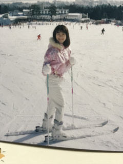 私をスキーに連れてっての写真・画像素材[1349066]
