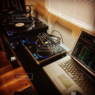 DJ機材の写真・画像素材[1349531]