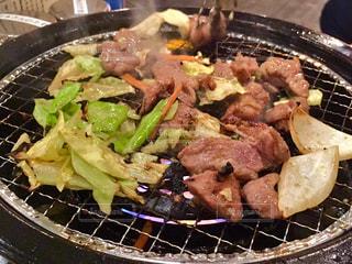 食べ物,外食,焼肉,美味しい,飲み会,羊肉,ジンギスカン,ラム,網焼き