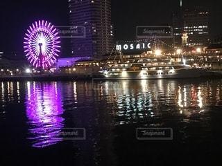 神戸の夜景の写真・画像素材[1350424]