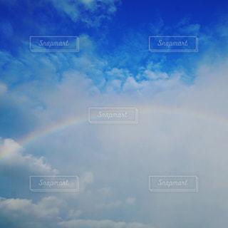 虹と青空の写真・画像素材[1350432]