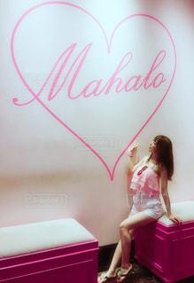 Victoria's Secret Mahaloの写真・画像素材[1351891]