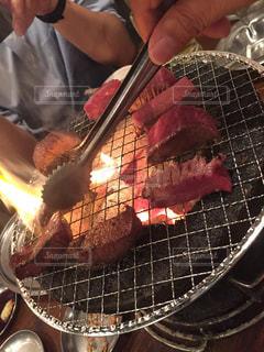 焼肉牛タンの写真・画像素材[1355275]