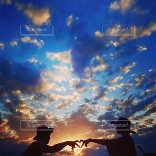 LOVEの写真・画像素材[1352556]