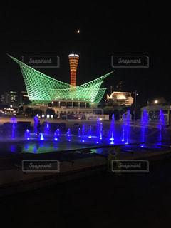 夏の夜の写真・画像素材[1353267]