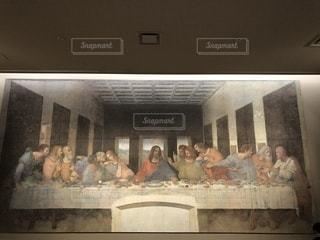 最後の晩餐の写真・画像素材[1386381]