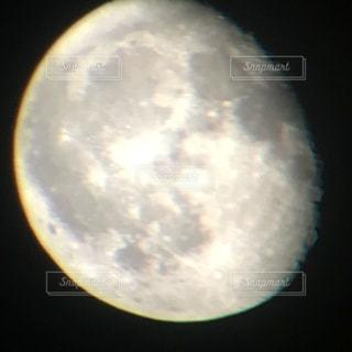 綺麗な月の写真・画像素材[1356644]