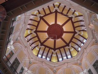 東京駅丸の内駅舎ドームの干支の写真・画像素材[1354525]
