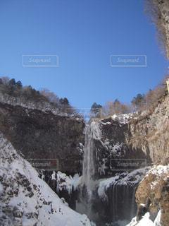 華厳の滝の写真・画像素材[1377182]