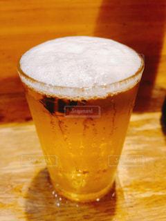 このビール、たまらん。の写真・画像素材[1396431]