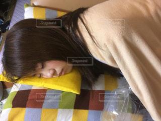 寝顔の写真・画像素材[1354573]