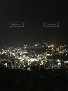 夜景の写真・画像素材[1358661]