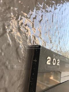 味のある壁の写真・画像素材[1354809]