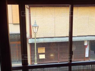 東茶屋街を見下ろすカフェでの写真・画像素材[1366356]